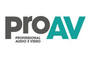 ProAv news, recensioni, test nel modo Audio, Video, Cinema e Broadcast