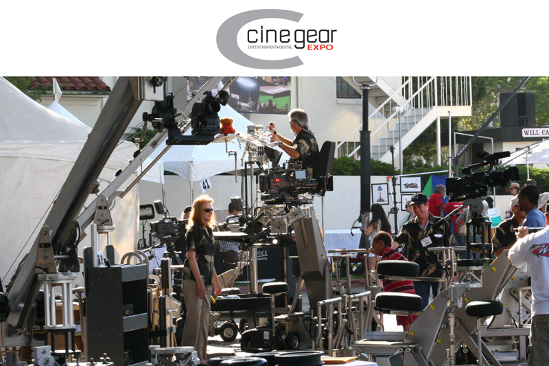 Cinegear Expo di Los Angeles 2014