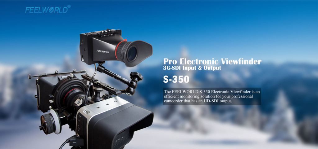 35 inch Pro Electronic Viewfinder