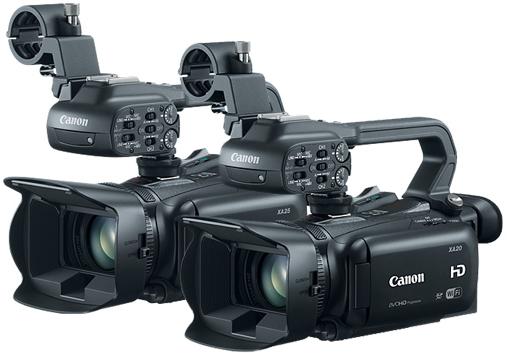Canon-cams