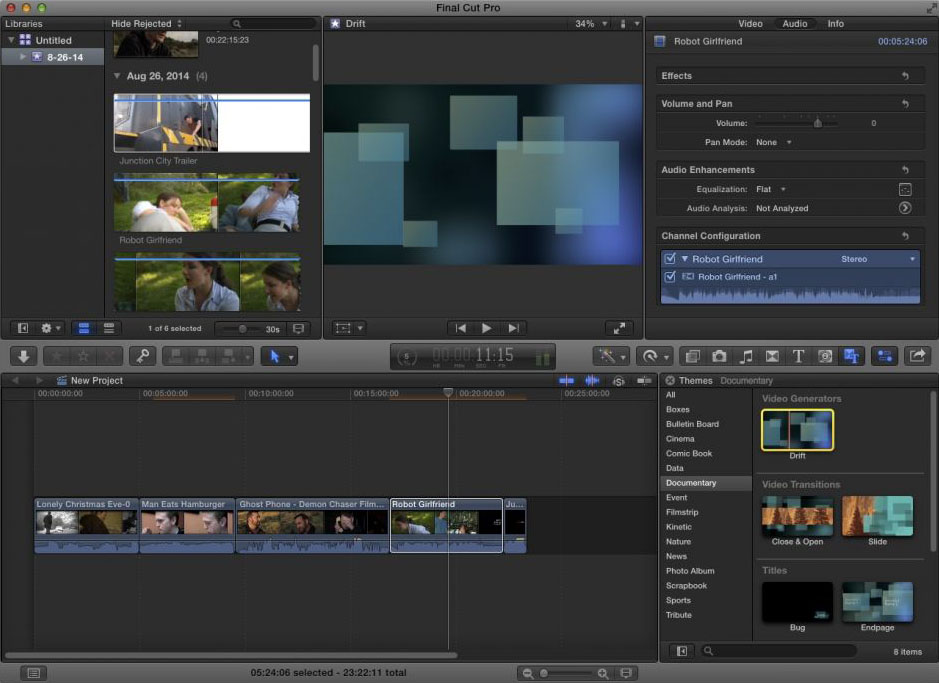 Final cut pro x full tutorial youtube.