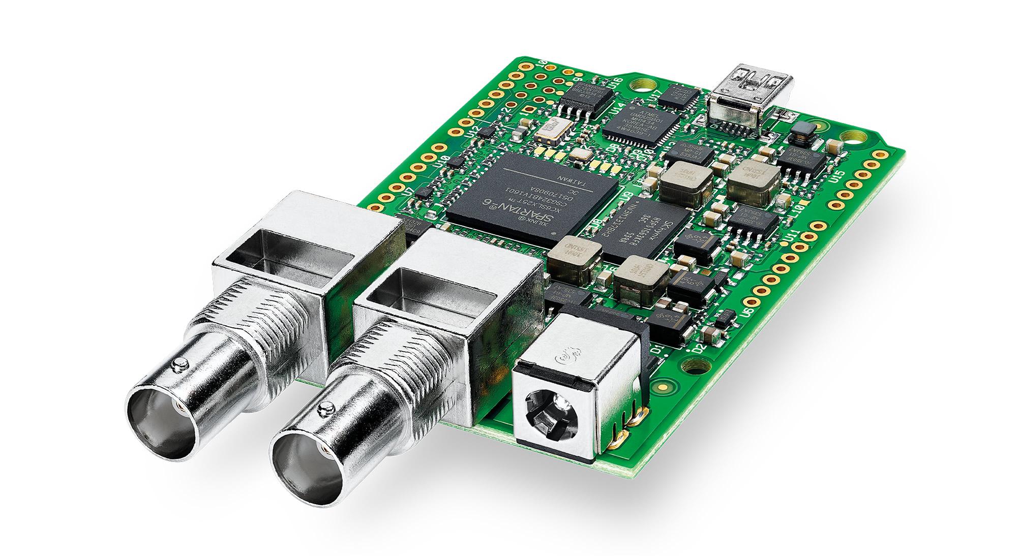 Blackmagic 3g Sdi Arduino Shield Il Controllo Su Misura