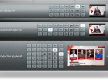ATEM 2 M/E Broadcast Studio 4K