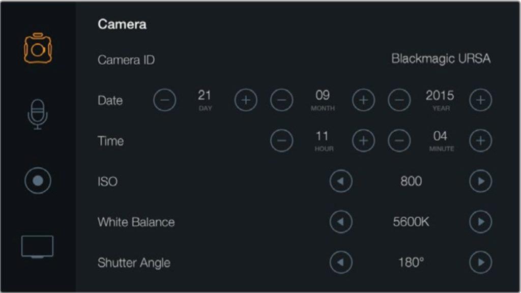 Blackmagic Camera 4.0 Public Beta